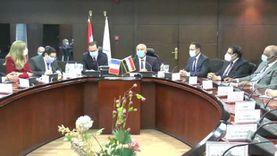 LRT وزير النقل يشهد توقيع عقد إدارة وتشغيل وصيانة القطار الكهربائي