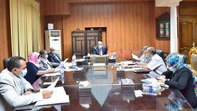 جامعة بنى سويف: إنشاء الجامعة الأهلية على مساحة 50 فدانا