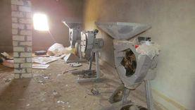 «مكافحة المخدرات» تحاصر تجار ومصنعي الهيروين في الإسماعيلية