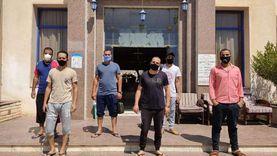 تعافي 120 من فيروس كورونا بنزل شباب شرم الشيخ