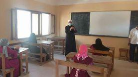 طلاب الأزهر يبدأون امتحان التفاضل والتكامل