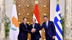 السيسي يلتقي رئيس قبرص لبحث العلاقات الثنائية بين البلدين