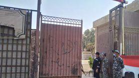 هدوء في الدقائق الأولى لفتح باب التصويت في انتخابات الشيوخ بمدينة نصر