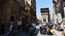 إدارة «الحفاظ على التراث»: إزالة الأنشطة المضرة فقط خلال إحياء القاهرة التاريخية