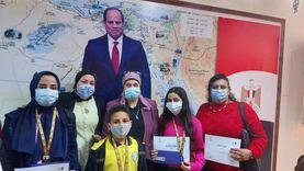 «تعليم القليوبية» تكرم الفائزين بمشروع مسابقة «تحدي القراءة العربي»