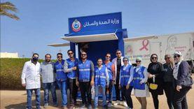 """أكشاك إسعافات متنقلة وفرق طبية لمواجهة """"كورونا"""" في مهرجان الجونة"""