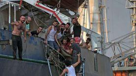 ميركل ترسل برقية عزاء لرئيس وزراء لبنان في ضحايا تفجيرات مرفأ بيروت