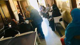 فتح مراكز الشباب لاستقبال راغبي تلقي لقاح كورونا بكفر الشيخ