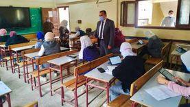 تعليم المنوفية: انتظام الامتحانات دون شكاوى من الطلاب