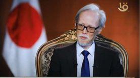 سفير اليابان بالقاهرة: انبهرت بحجم العمل الموجود بالمتحف المصري الكبير