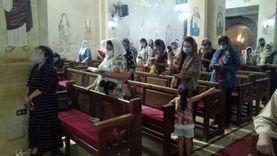 راعي كنيسة العذراء بشبرا: تطبيق الإجراءات الاحترازية.. وحضور القداس مرة في الشهر