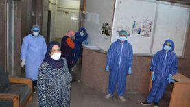 مستشفيات العزل: إهمال المريض للأعراض يصل به لمراحل متأخرة من كورونا