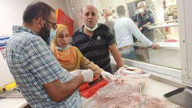 مصادرة ربع طن دقيق مدعم و120 كيلو طحينة في حملات بجنوب سيناء