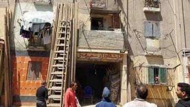 السيطرة على حريق شقة سكنية بإمبابة