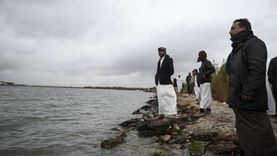 جزيرة «الرملي».. فسحة النساء والأطفال دون الرجال في مريوط