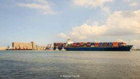 160 ألف طن رصيد القمح في مخازن القطاع الخاص بميناء دمياط