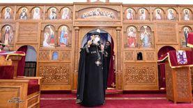 بث مباشر.. البابا تواضروس يدشن كاتدرائية جديدة في دير جبل القلالي