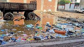 """بسبب الأمطار.. إحالة رئيس قرية بدسوق للتحقيق: """"الوضع سيئ"""""""
