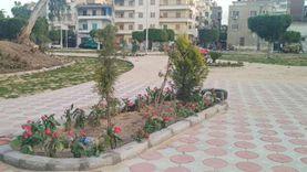 إنهاء 90% من أعمال تطوير ميدان «مصطفى كامل» بالإسماعيلية