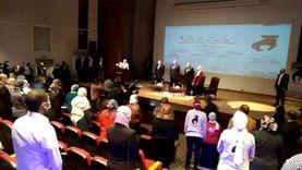 جامعة عين شمس تحتفل بالمرأة المصرية