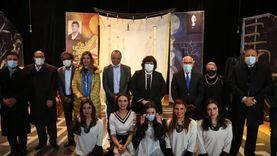 وزيرة الثقافة ومحافظ بورسعيد يتابعان اختبارات المتقدمين لـ«ابدأ حلمك»