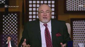 """مشادة فكرية بين خالد الجندي و""""أبو عاصي"""" حول الأحق بـإفتاء المواطنين"""