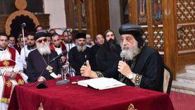 البابا تواضروس: الصلاة القوة المخيفة للشيطان ووسيلة التواصل مع الله