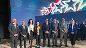 وفد التنسيقية يشارك بمؤتمر جائزة التميز الحكومي للعام الثاني على التوالي