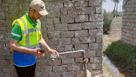 توصيل مياه الشرب بالمجان لـ20 أسرة بالشرقية
