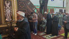 افتتاح مسجدي البحر والمدينة المنورة في دمياط