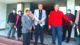 إعلان الطوارئ بمستشفيات البحر الأحمر.. واستمرار تطعيم المواطنين بكورونا في العيد