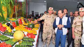"""""""الزراعة"""": نهضة زراعية غير مسبوقة خلال فترة الرئيس السيسي"""