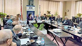 """""""رجال الأعمال"""": 30 مليار يورو تبادلا تجاريا بين مصر وأوروبا في 2019"""