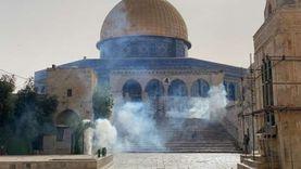 آخر أخبار فلسطين اليوم: انتهاكات جديدة في الأقصى.. وسماء غزة تحترق