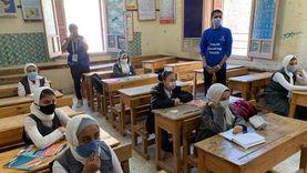 التعليم: تأجيل امتحانات الترم الأول لـ مايو حال زيادة إصابات كورونا