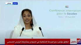 ناشطة سودانية: المواطن يستحق العيش بكرامة.. وأدعم الشعب الفلسطيني