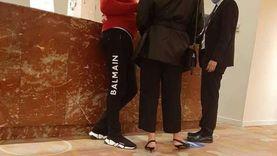 تسريب صور جديدة لـ«معز مسعود وحلا شيحا» من داخل أحد الفنادق