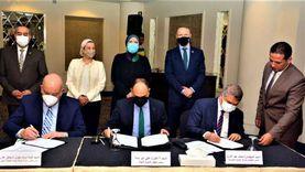 بروتوكول بين 3 وزارات لتشغيل خلايا شمسية بمطار القاهرة