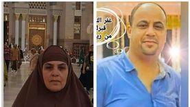 جمعتهما الحياة وكورونا.. دفن سيدة وابنها بمقبرتين متجاورتين في كفر الشيخ