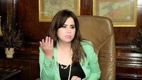 """أمل رمزي: سيدات مصر يعشن عصرهن الذهبي في عهد """"السيسي"""""""
