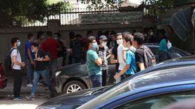 إصابة طالبة وملاحظ وحالة غش في لجان الثانوي بالشرقية
