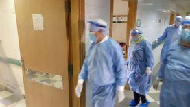 المنوفية تسجل 450 إصابة بكورونا في الموجة الثالثة