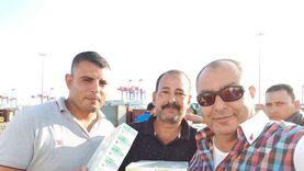 ضبط 1.7 مليون قرص «تامول» داخل حاوية أدوية واردة من الهند