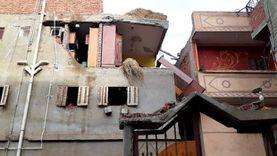 أهالي الدقهلية يروون لحظات الرعب والقلق: الشقة انفجرت بعد توصيل الغاز