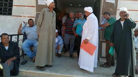 إقبال كبير من راغبي التصالح في مخالفات البناء على مواقع كفر الشيخ