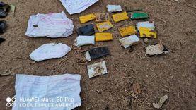 ملطخ بالدماء.. شباب يكتشفون 31 عملا سحريا أثناء تنظيف مقابر بالمنوفية