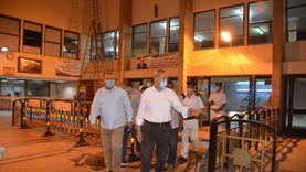 ضبط 532 شيشة وتحرير 125 محضرا مخالفة بالقليوبية
