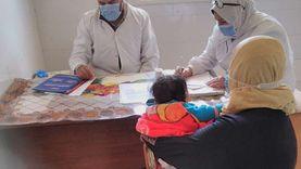 استمرار القوافل الطبية بالقرى الأكثر احتياجا ضمن «حياة كريمة» بالغربية