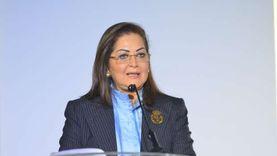 وزيرة التخطيط: برامج الحماية الاجتماعية سبب انخفاض نسبة الفقر المدقع