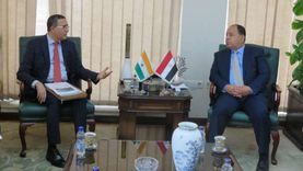 «معيط» للسفير الهندي: لدينا فرص تنموية واعدة في مصر للاستثمار الأجنبي